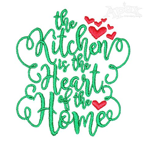 kitchen embroidery designs free the kitchen embroidery design
