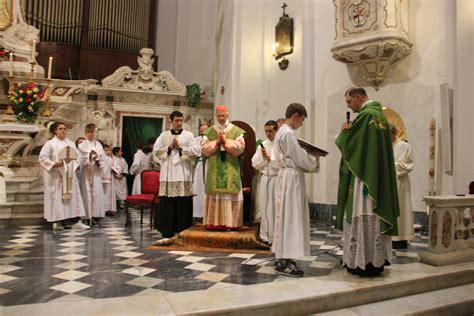 ingresso nuovo parroco arcidiocesi di genova ingresso nuovo parroco in n s