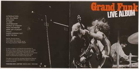 closer to home 1970 live album grand funk railroad