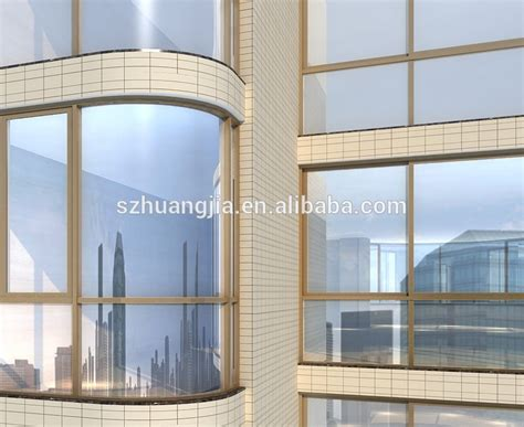 Buy Floor To Ceiling Windows by Floor To Ceiling Aluminum Fixed Window With Large Arch