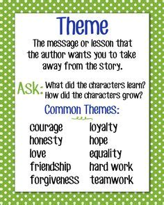 themes in nine stories thematic essay 8th grade l a