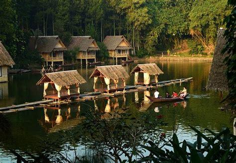 kampung sampireun resort spa garut indonesia review