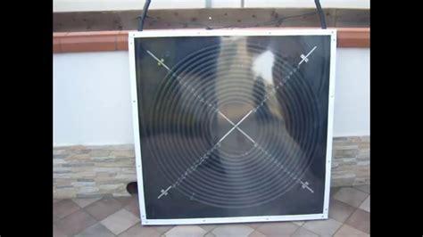 doccia solare fai da te pannello solare mini per doccia esterna