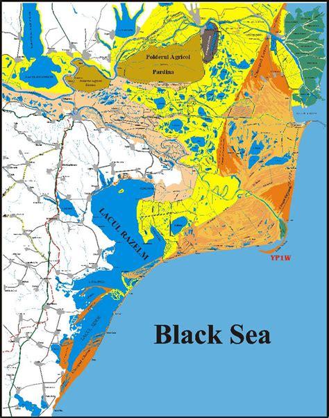 black sea map location yp1w the big sacalin island iota ey 183