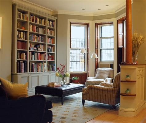 the living room brooklyn brooklyn brownstone