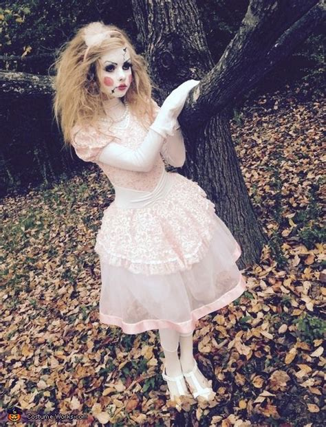 porcelain doll 2015 1000 ideas about scary costumes on