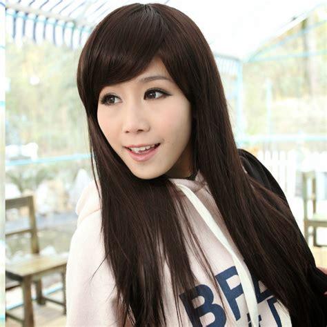 cortes de pelo largo y corto con flequillo youtube peinados y tendencias de moda cortes de pelo con