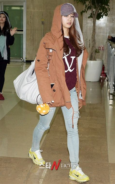 s day airport day hyeri airport fashion korean fashion