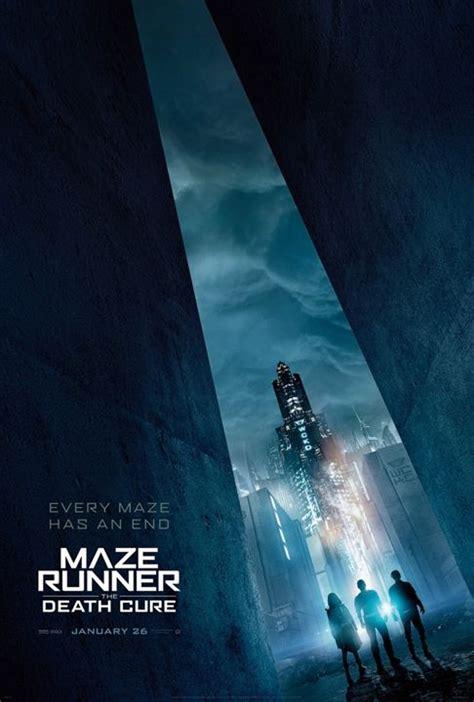 film maze runner la mutazione poster zum maze runner 3 die auserw 228 hlten in der