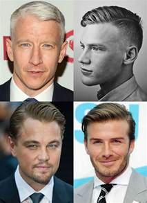 different types of receding hairlines the best hairstyles haircuts for men with receding hairline