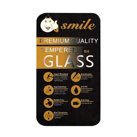 Tempered Glass Samsung Galaxy Z2 Z200 Screen Protector jual smile tempered glass screen protector for samsung