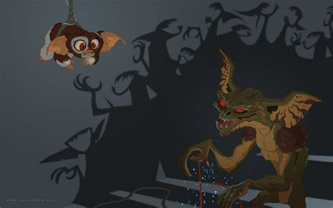 Gremlins In The Computer by Gremlins Wallpaper And Background 1680x1050 Id 219182
