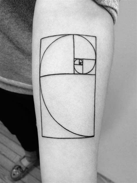 golden ratio tattoo golden spiral by matt matik from 2spirit