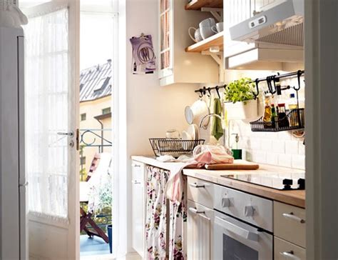 ideas ikea  cocinas pequenas mueblesueco