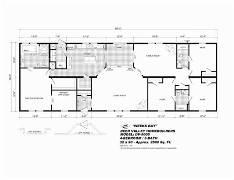 manufactured home floor plan fuqua manufactured homes floor plans modern modular home