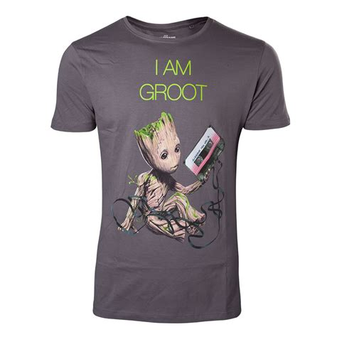 i am groot t shirt guardians of the galaxy free shipping available
