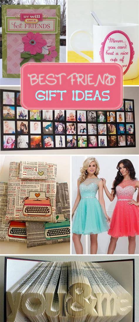 best present ideas best friend gift ideas hative