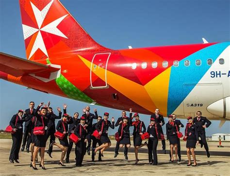 air cabin crew courses air malta welcomes new cabin crew emirates inviting more