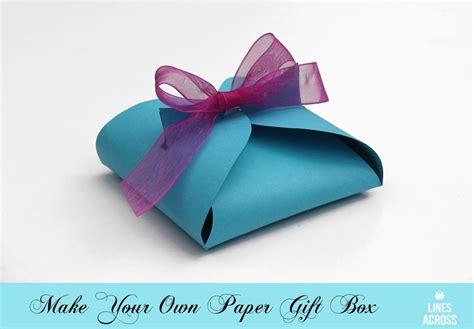 diy favor boxes templates true blue me you diys for creatives