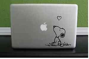 Decal Sticker Apple Ace Katze Decal snoopy decal macbook sticker vinyl flying ace car
