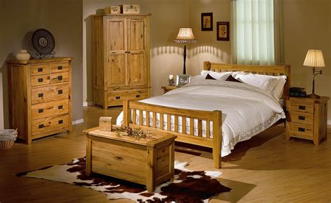 Oak Furniture Bedroom Oak Bedroom Furniture With Images
