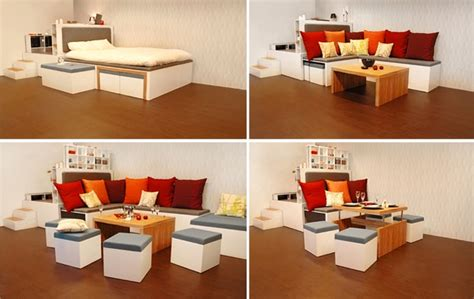 furnishing small spaces matroshka furniture compact living furniture perfect for