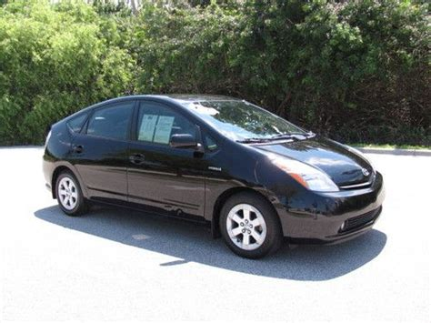 Toyota Prius Cost Per Mile Buy Used 2011 Matte Black Toyota Prius With Navigation
