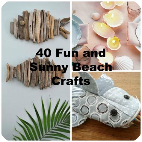 crafts ideas 40 easy craft ideas to make this summer
