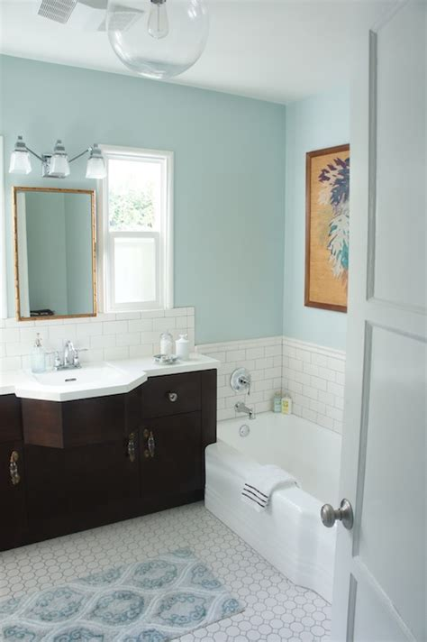 light blue bathroom paint dunn edwards interior gray joy studio design gallery