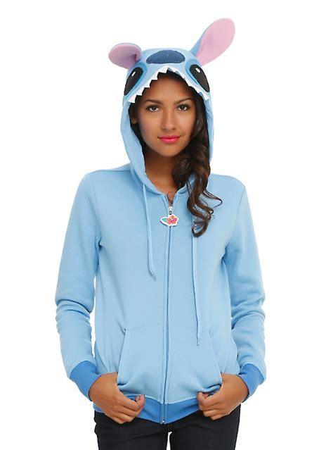 Dress Lilo Sticth Blue disney lilo stitch costume hoodie topic