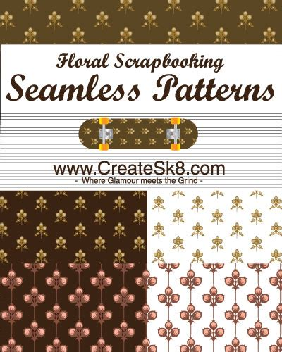 pattern namespace floral scrapbooking patterns by namespace on deviantart