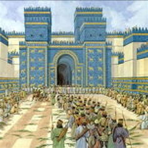 imagenes jardines babilonia desvelando la antigua babilonia 1 la ciudad de babilonia