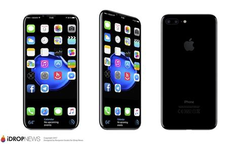 apple rumored to nix curved oled display for iphone x