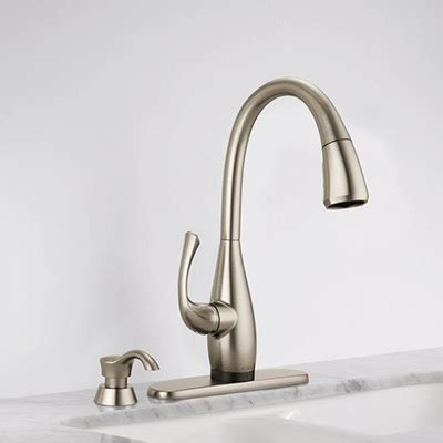 best brands of kitchen faucets kitchen faucets quality brands best value the home depot