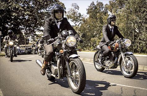 Motorradmarke Ride by Triumph Unterst 252 Tzt 187 Distinguished Gentleman S Ride