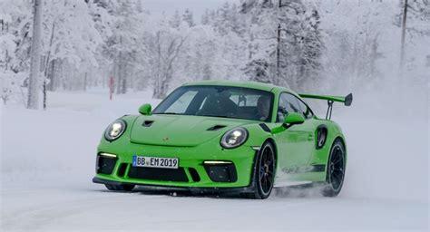Porsche 911 Gt3 Rs Preis by Porsche 911 Gt3 Rs 2018 Auto Motor Und Sport