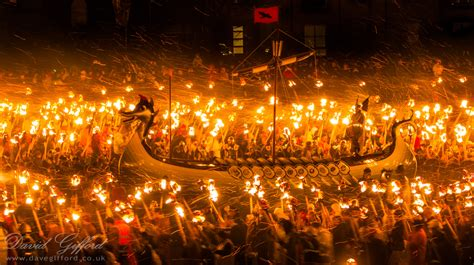 tow boat on fire up helly aa photos david gifford photography
