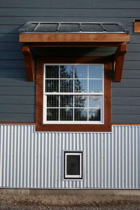 Awnings For Mobile Home Windows How To Build A Dog Door Buildipedia