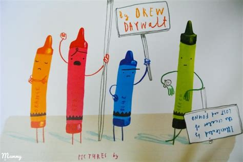 the day the crayons the day the crayons quit mummyconstant