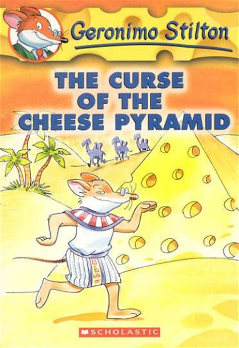 the pyramid book report geronimo geronimo stilton and the cheese on