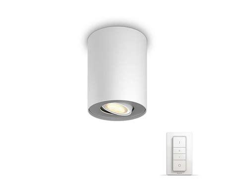 Lu Philips Ambiance hue white ambiance pillar einzelscheinwerfer 5633031p7 philips