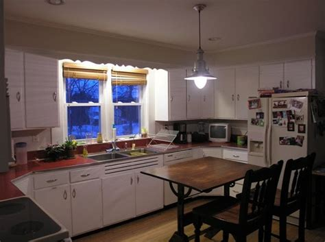 Dover Projects: Recessed Kitchen Lighting Design