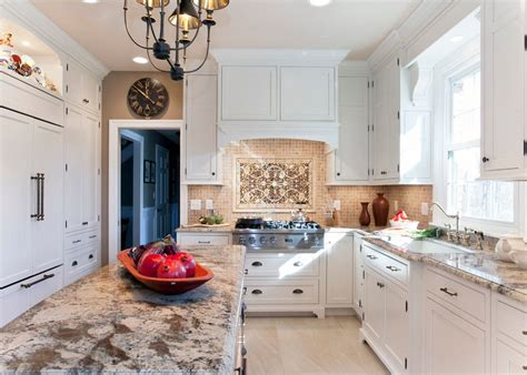 Pictures Of Kitchen Backsplashes With Granite Countertops typhoon bordeaux granite nature s piece of art in a kitchen