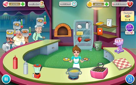 kitchenware online kitchen story diner cafe android apps on google play