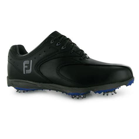 sporting golf shoes footjoy hydrolite 2 golf shoes mens black trainers
