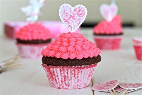 valentines day cupcakes 1 8358 the wondrous pics