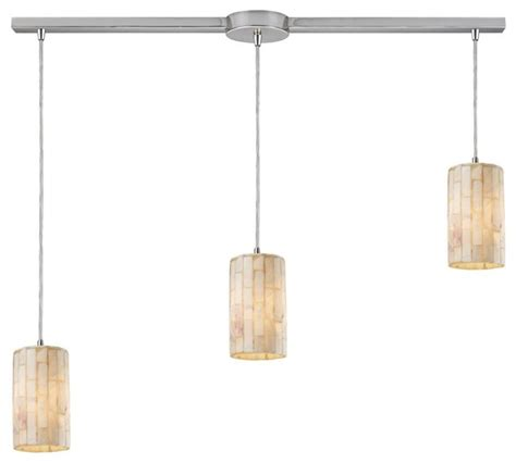 multi pendant lighting kitchen three light satin nickel multi light pendant