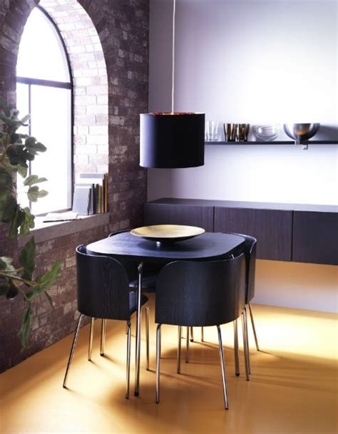 chairs that fit table 25 best ideas about small dining tables on