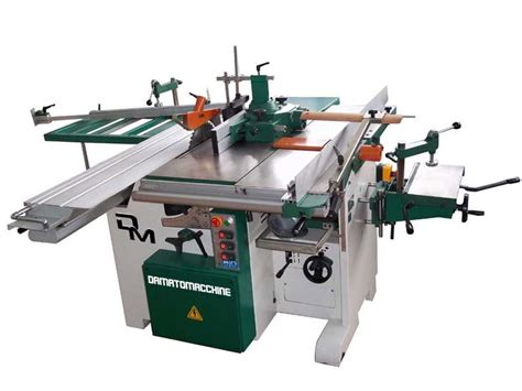 combined woodworking machine combination machine america 1600 310 by damatomacchine