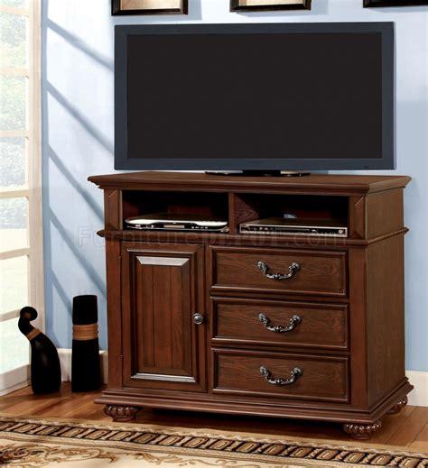 cm landaluce tv stand  antique style dark oak